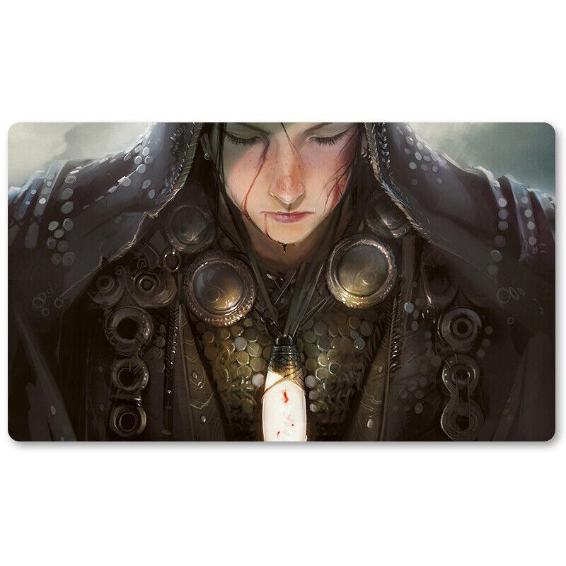 Angelheart Vial - Board Game MTG Playmat Games Mousepad