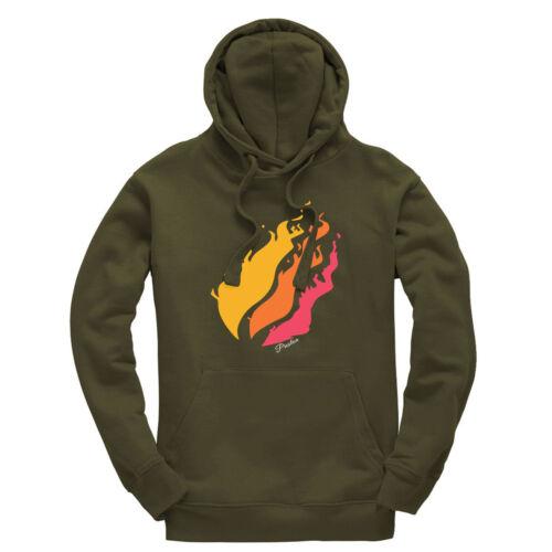 Ages 3-13 Hooded Sweatshirt Multicoloured Print PrestonPlayz Kids Hoodie