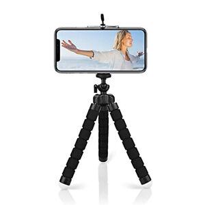 Soporte trípode pulpo eva flexible smartphone telefono camara reflex deportiva