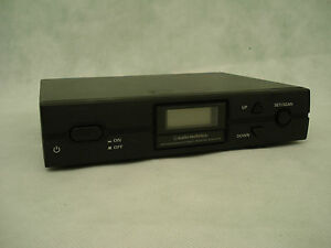 1704 Video Production & Editing Audio Technica Atw-r2100 Receiver