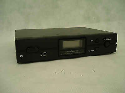 Audio For Video Audio Technica Atw-r2100 Receiver Video Production & Editing 1704