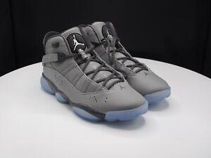 "Nike Jordan 6 Rings ""3M"" CW4641-001 Men's size 9 US"