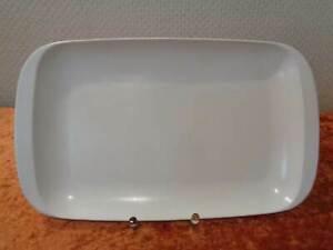 DDR-Plaste-Plastico-Diseno-Placa-Chim-Bg-Vintage-Um-1970-Longitud-33CM