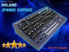 Roland JP8080 Soundz - Sample CD - Kontakt & WAV - OVER 450 Samples!