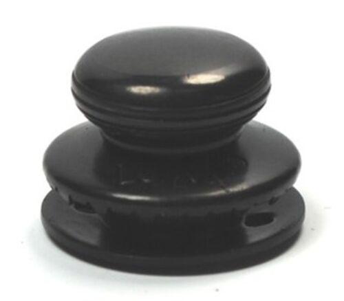 4 Black Smooth Head Loxx Canvas Fastener Tarps Convertibl Boat Covers Strap Lock
