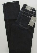 NWT 7 For All Mankind Kimmie Straight Contour Waist Jeans Flawless Fit Size 24