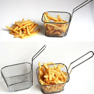 French-Fries-Deep-Frying-Fryer-Basket-Stainless-Steel-Filter-Cooking-Tool-Fashio