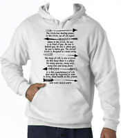 American Native Dave Chief Circle - Cotton White Hoodie