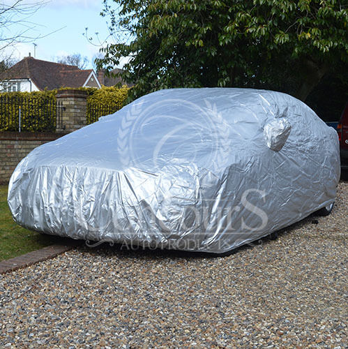Breathable Car cover years 2005 to 2013 Saloon Models Mercedes S-class W221