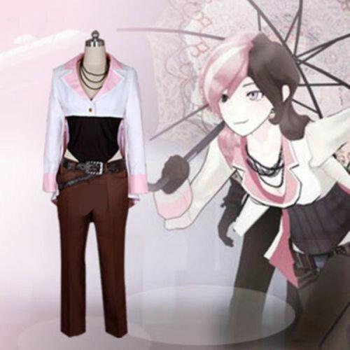 Rwby Neopolitan Neo Cosplay Costume Uniform Full Set Custom Made