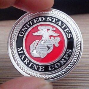 1-Troy-Ounce-999-Fine-Silver-Bar-Round-Bullion-USMC-MMSB180