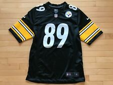 f73f826fb item 5 Nike  89 Smth On Field Black Home Pittsburgh Steelers Jersey Mens Sz  M -Nike  89 Smth On Field Black Home Pittsburgh Steelers Jersey Mens Sz M
