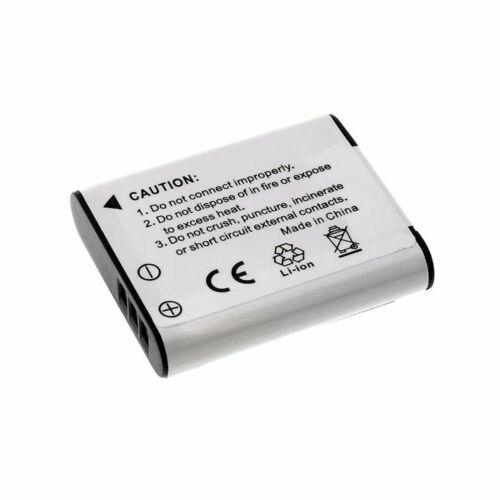 Batería para Olympus Tough TG-1 iHS 3,6V 1080mAh//3,9Wh Li-Ion Negro