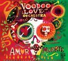 Amor Y Muerte 0643157435839 by Voodoo Love Orchestra CD