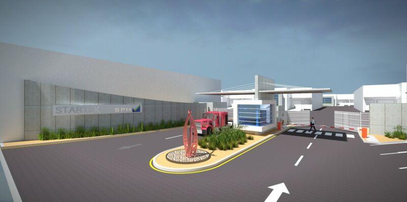 Bodega en Venta 530 m2 Spartek Parque Industrial El Marques Queretaro Salida a Mexico