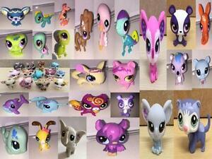 Littlest-Pet-Shop-Lps-Figuras-de-Juguete-Mascotas-Cats-perros-animales