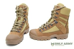 French-Army-Desert-Combat-Boots-Nubuck-Leather-Foreign-Legion-Like-Meindl-Lowa