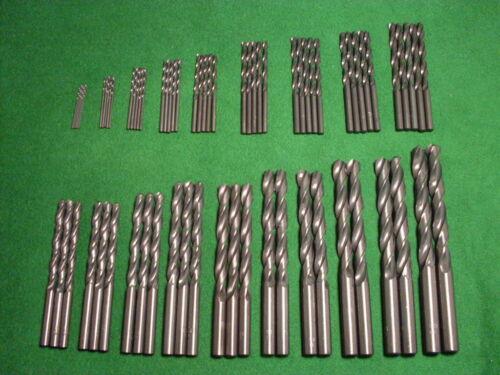 HSS-R Spiralbohrer Set DIN 338 Satz 70-tlg  1,0-10,0 mm x 0,5 mm Metallbohrer
