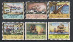 Jersey-1983-Jersey-Aventuriers-Ensemble-MNH-Sg-304-9