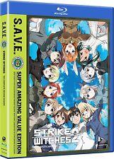 Strike Witches . The Complete Season 2 . Anime . 2 DVD + 2 Blu-ray . NEU . OVP
