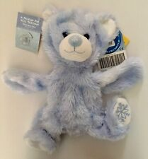 BUILD-A-BEAR WINTER 2007 LIMITED EDITION BEAR W / PIN
