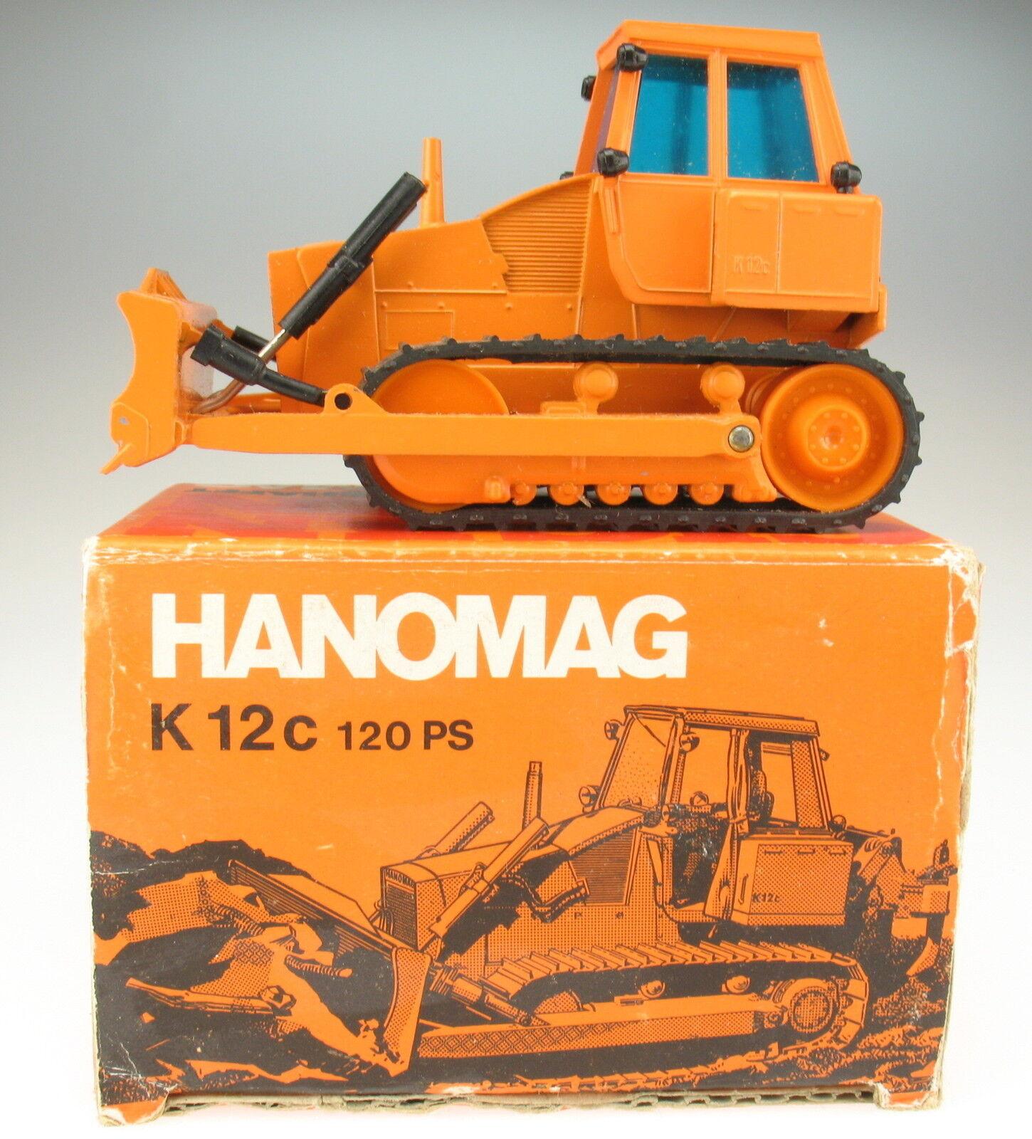 hasta un 50% de descuento Cursor 1269-Hanomag K 12c-Bulldozer-naranja-excavadora - 1 1 1 50 -- en OVP  la red entera más baja