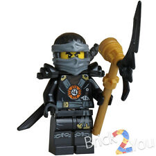 Lego Ninjago Deepstone Cole w/ Weapon - 70738 Final Flight of Destiny's Bounty