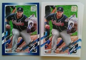 Carte de Baseball Topps - Austin Riley (6) - Atlanta Braves