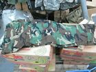 Unissued/New USGI Woodland Camo BDU Trousers  Large-Short