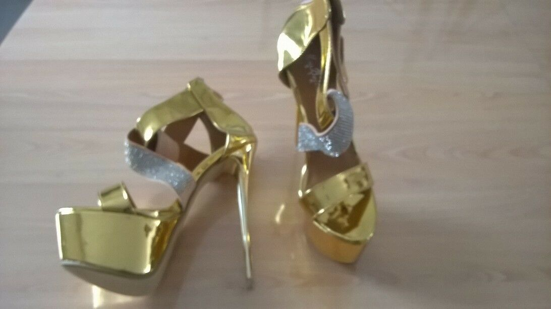Chaussures a talon haut sexy 16 cm