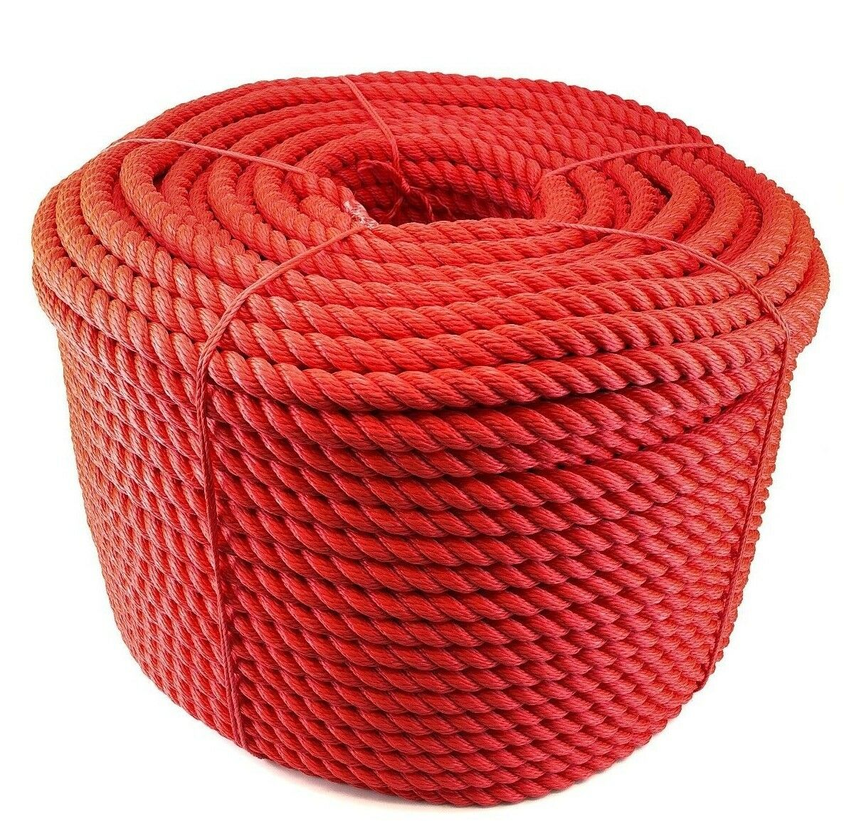 14mm Red Softline Rope x 220 Metres, Yachts, Sailing, Boats, Marine, Moorings
