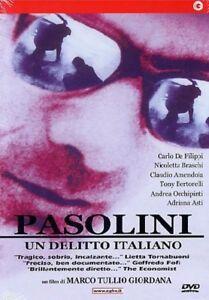 English-subtitle-Who-Killed-Pasolini-Pasolini-un-delitto-italiano-Used-DVD