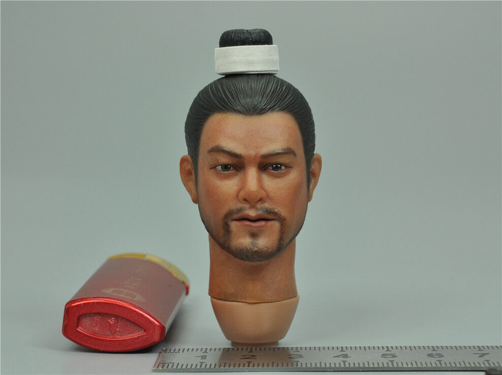 Headsculpt Headsculpt Headsculpt A for Kongling Pavilion KLG-R013 Qi troop guard leader 1 6 Figure 9a9715