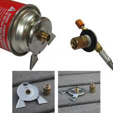 Stove Burner Furnace Connector Gas Adaptor Connector Camping Outdoor Cookware