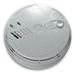 Ei141 Smoke Alarm >> Aico Ei141 Ionisation Smoke Alarm - Mains powered   eBay