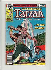 Tarzan - Lord of the Jungle  #23  FN