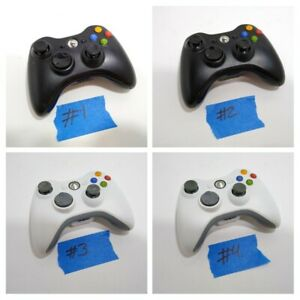 OEM Official Microsoft XBOX 360 Wireless Controller - Your Choice 1403