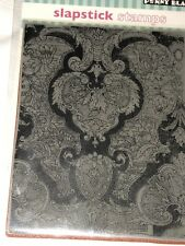 5 by 5-Inch Penny Black Cling Rubber Stamp Sheet New York