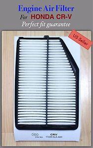 premium quality engine air filter for 2015 16 honda crv cr. Black Bedroom Furniture Sets. Home Design Ideas