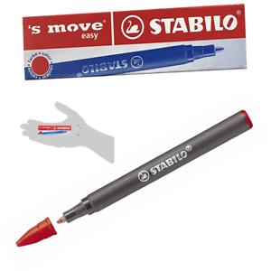 Stabilo Easyoriginal Refills Red 3 Refills Per Box