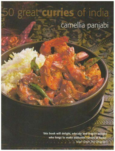 Panjabi, Camellia, 50 Great Curries of India, Like New, Paperback