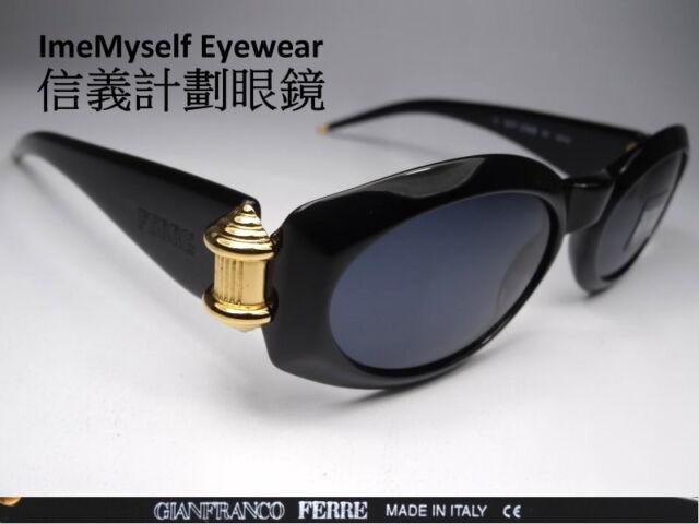 2e4ff455a98   ImeMyself Eyewear   GIANFRANCO FERRE GFF 275 S rare vintage frames  sunglasses