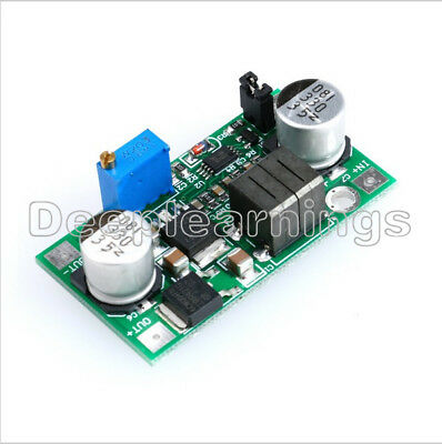 3A 30W DC-DC Boost Buck adjustable step up down Power Converter NEW