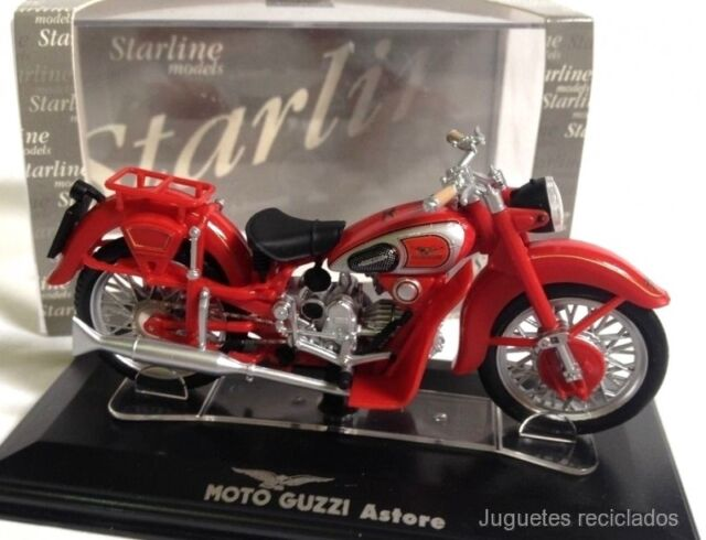 1/24 MOTO GUZZI ASTORE DIECAST STARLINE MODELS MOTORCYCLE BIKE