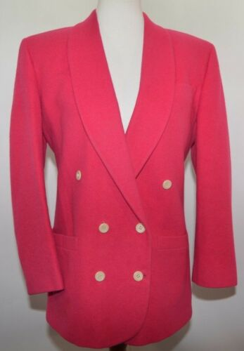 Camel Jacket Nordstrom Pink Hair Womens Donna Vtg Pbm Euc 8 100 xqaOX0Sw