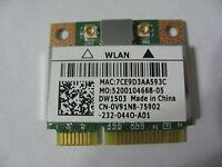 Dell M5040 Wireless wifi Half Mini pcie Card Broadcom BCM94313HMG2L DW1503 V91N8
