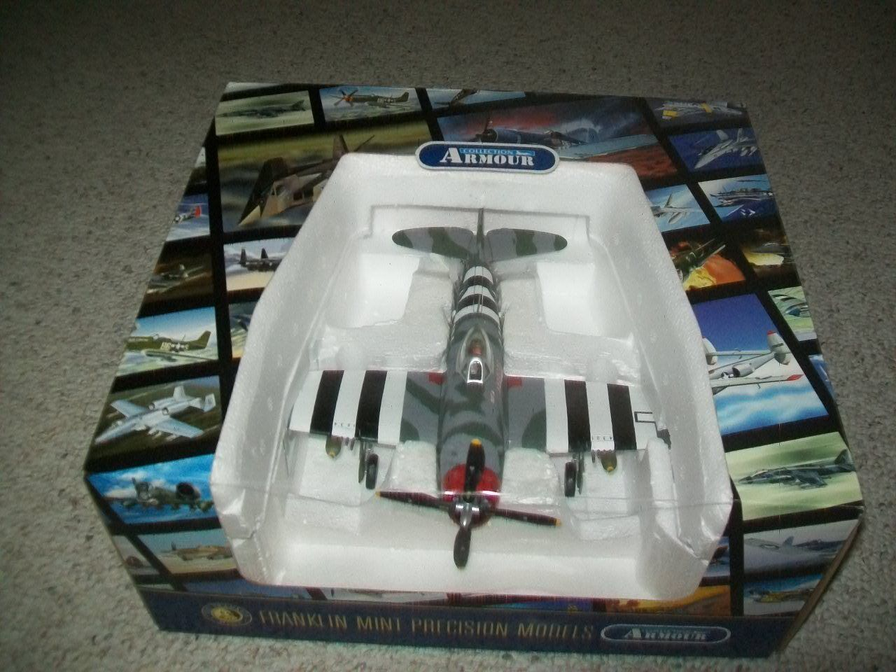 P - 47 peepli - Franklin menta - MIB