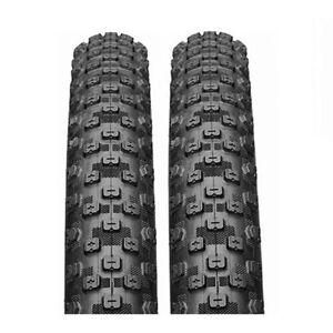 2-x-Kenda-Karma-Fahrradreifen-MTB-Mountainbike-Fahrrad-Reifen-26x2-00-50-559