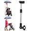 Schirmhalter-Halterung-Regenschirm-Regenschirmhalterung-Kinderwagen-Rollstuhl Indexbild 1