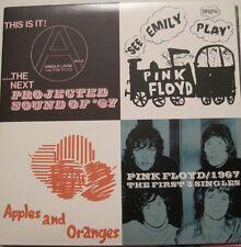 PINK FLOYD - 1967 The First 3 Singles CD UK Syd Barrett 60s Psychedelia oop L@@K